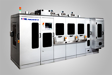 towa semiconductor molding machine