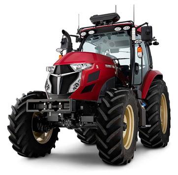 yanmar autonomous tractor 1