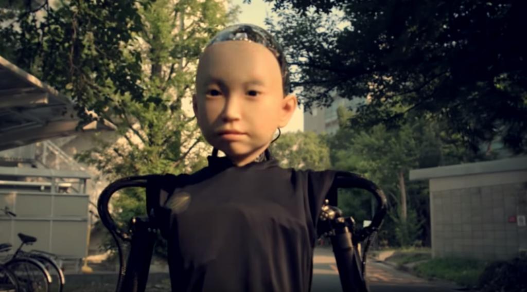 humanoid ibuki