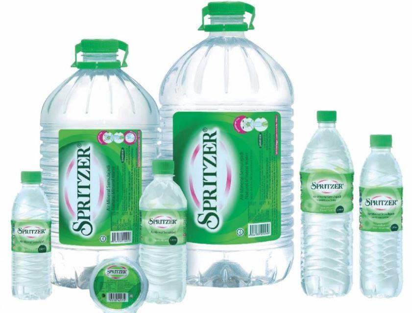 spritzer water