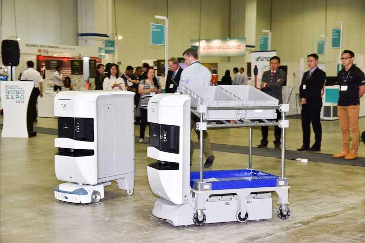 Singapore International Robo Expo copy