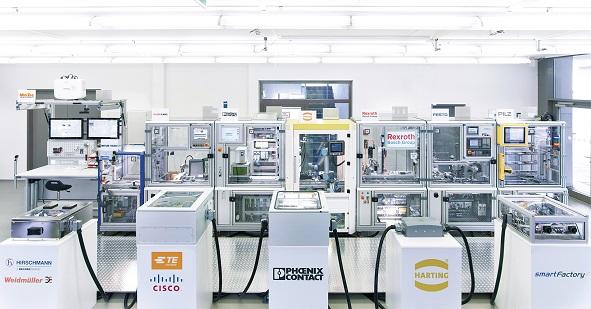 SmartFactory Industrie 4.0