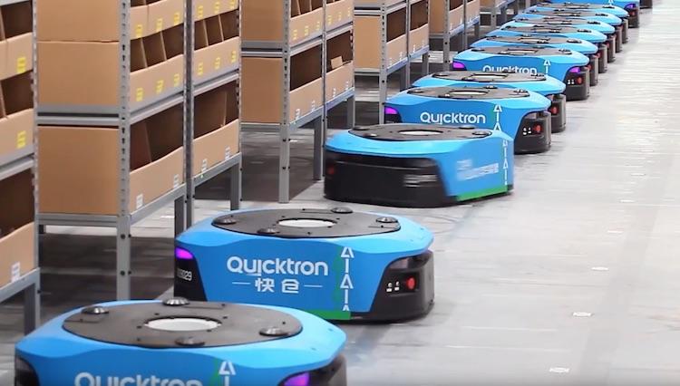 cainiao robots copy