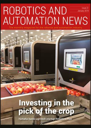 Robotics & Automation News.Jan 19-1