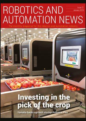Robotics & Automation News.Jan 19-1