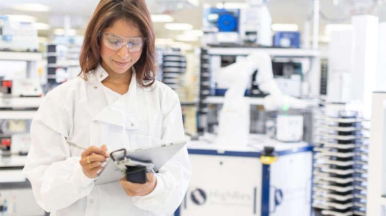 astrazeneca lab image