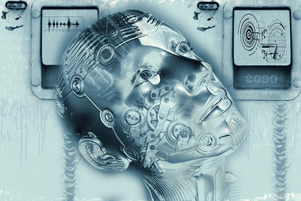 cyborg image for rpa article pixabay