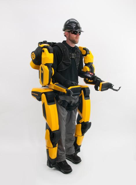 sarcos Guardian XO exoskeleton