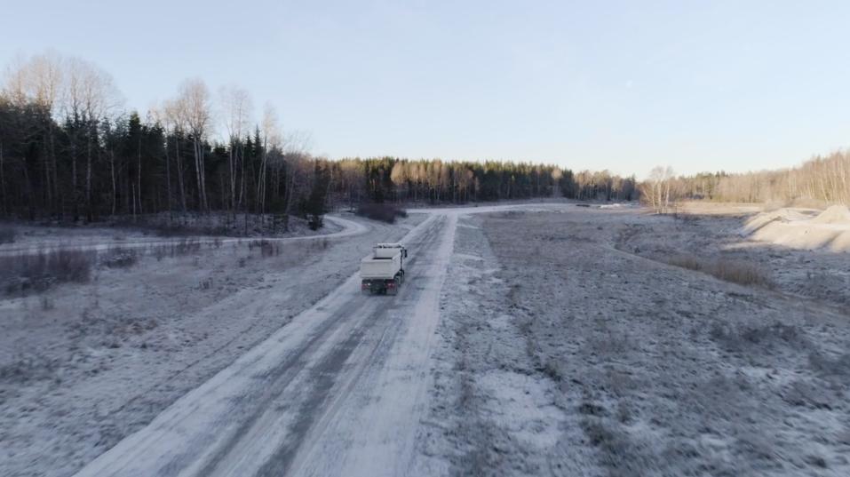 scania autonomous truck