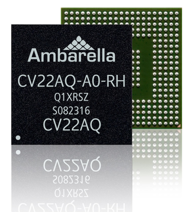 ambarella CV22AQ-chip-photo copy