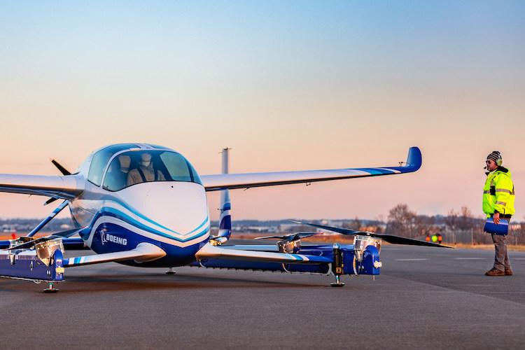 Personal Air Vehicle-DryRun
