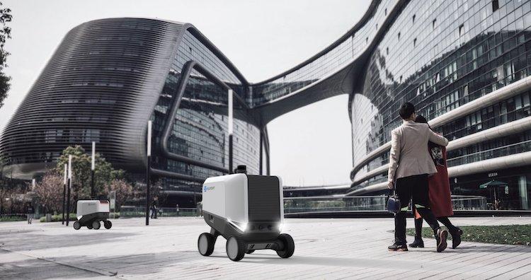 eliport delivery robot copy
