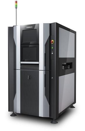 omron scanning machine