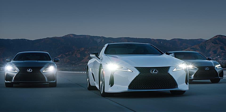 Lexus-Performance-cars