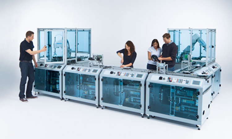 festo modular production