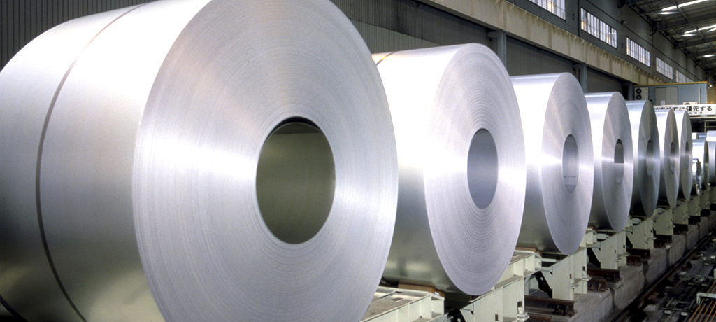jfe steel sheet rolls