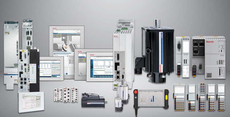 bosch rexroth Drives Product Packshot copy