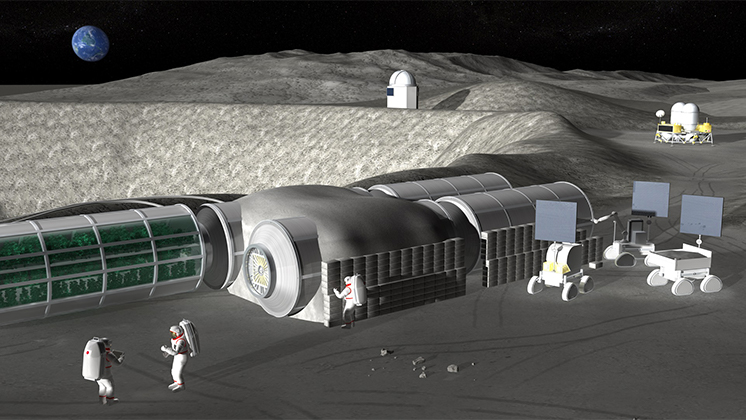 Japan to send robots to Moon and remote control them to build lunar base