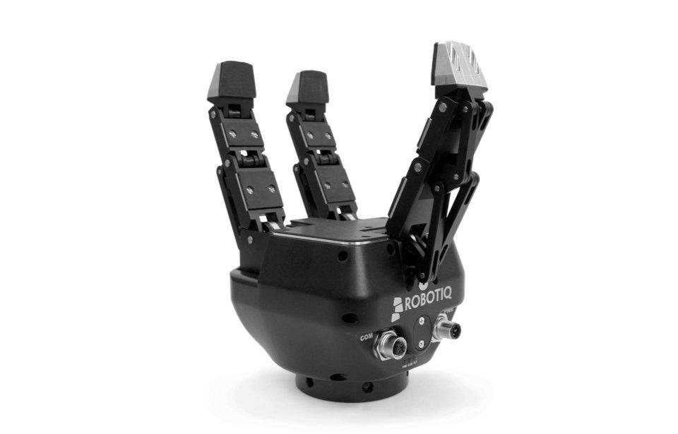 robotiq 3-finger gripper