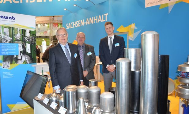 saxony hannover messe