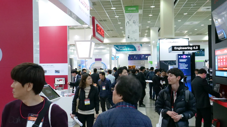 south korea Automation World 2019 copy
