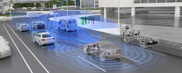 Adas Top 40 Advanced Driver Assistance Systems Companies