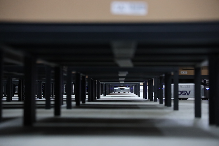 Warehouse automation and robots are the quintessential sign of changing times