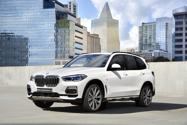 BMW's Spartanburg plant doubles battery production capacity