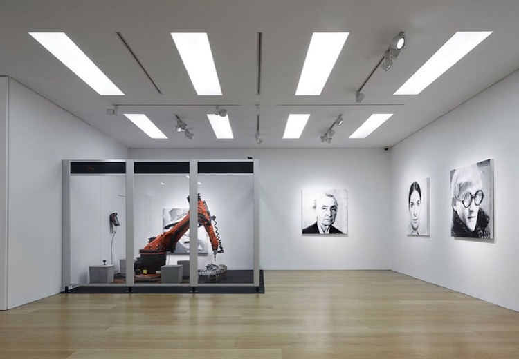'Robots are revolutionizing the visual arts', says RoboDK boss